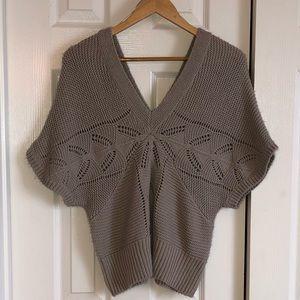 LC Lauren Conrad V-neck sweater
